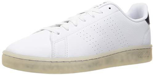 Adidas Advantage, Zapatillas Hombre, Blanco, 45 1/3 EU