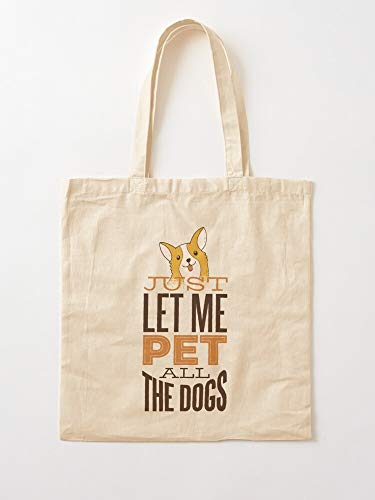 Gits Novelty Gifts Christmas Funny Accessories Housewarming Lovers Awesome Dog For Birthday Merchandise Tote Cotton Very Bag | Canvas Grocery Bags Tote Bags with Handles Durable Cotton Shopping Bags