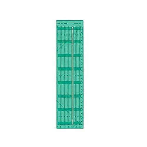 クロバー テープカット定規 57-924 ロータリーカッターが曲がらない