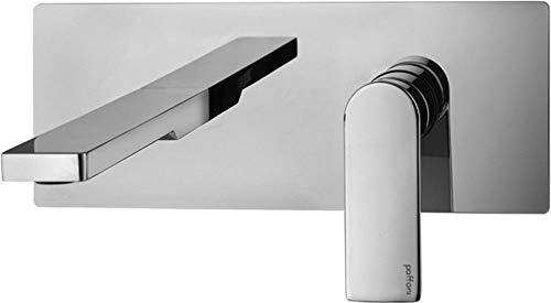 TA105CR Miscelatore incasso lavabo con piastra in acciaio inox TANGO PAFFONI
