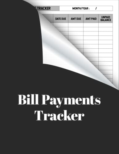 Compare Textbook Prices for Bill Payment Tracker: Monthly Bill Payment & Organizer Log Book, Expense and Bill Tracker, Planning Budgeting Record, Expense Finance, 8.5 x 11 Inch , V2  ISBN 9798493361340 by BP LogBooks, Ethiliene
