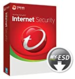 Trend Micro Internet Security 1-Desktop 1 Year,...