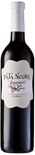 Pata Negra Apasionado - Vino Tinto D.O Jumilla - 1 Botella x 750 ml