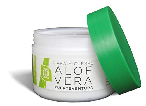 fuerte ALOE® Face and Body Cream Aloe Vera based 100% Eco- 250...