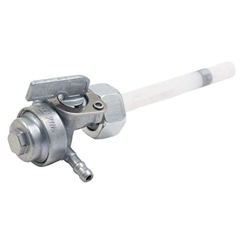 YeVhear - Interruptor de combustible universal para moto o scooter, depósito de gas, gasolina, gasolina, válvula de 13 mm