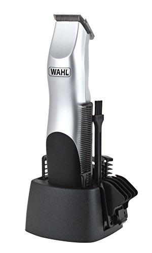 Wahl Groomsman Batterie-Trimmer-Set für Vollbart und Schnurrbart 9906-716,