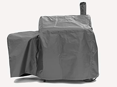 I&O BBQ ® Wetterschutzhaube/Abdeckhaube für I&O BBQ ® Smoker Cajun LKW-Plane