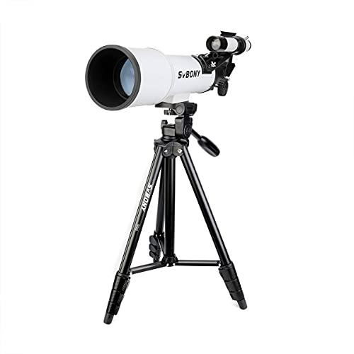 SVBONY SV501 Telescope, Fully Coated Glass Optical...