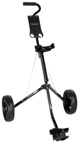 Legend - Chariot de Golf Junior, Noir