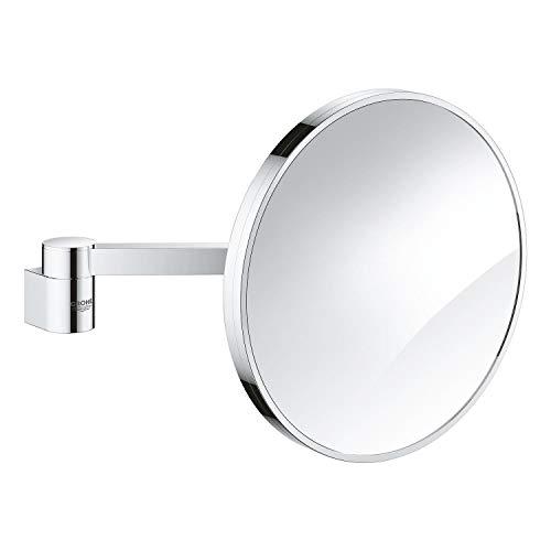 Grohe 41077000 41077000-Selection Espejo de augmento, cromo