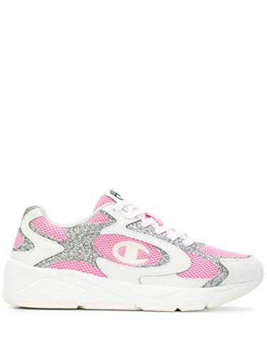 Chiara Ferragni Luxury Fashion Damen CF2675WHITEPINK Multicolour Synthetisch Fasern Sneakers | Frühling Sommer 20
