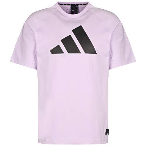 adidas Herren Pack Heavy T-Shirt, Prptnt/Black, XL