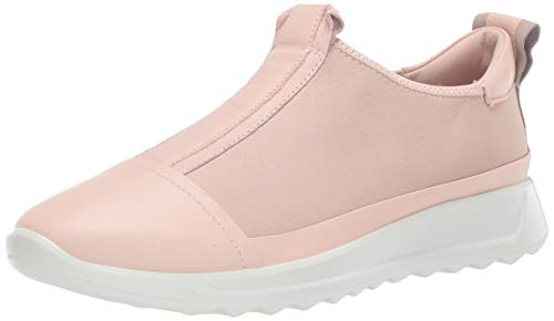 ECCO FLEXURERUNNERW, Zapatillas sin Cordones Mujer, Rosa (Rose Dust/Rose Dust/Rose Dust/Grey Rose 51825), 40 EU