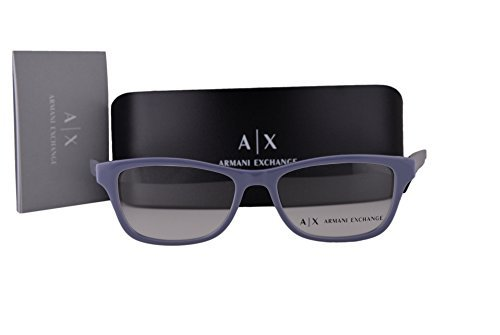 Armani Exchange AX3030 Brillen 52-16-140 Mineral Mauve Mit Demonstrationsgläsern 8189 AX 3030