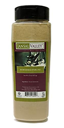 Jansal Valley Powdered Porcini, 15 Ounce