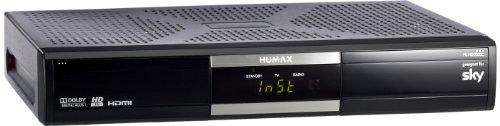 Humax PR HD 2000 C digitaler Kabelreceiver, DVB-C, HDMI, SCART, schwarz. - Im Free TV Betrieb (ohne Smartcard) bei allen Kabelanbietern nutzbar