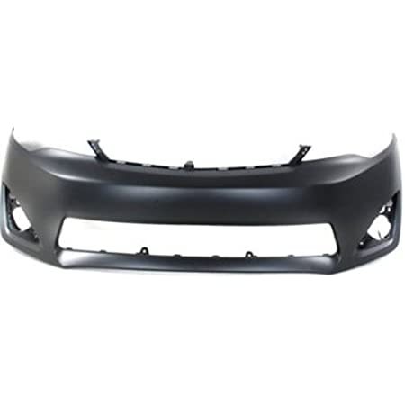 Painted to Match TO1100296 MBI AUTO Rear Bumper Cover Replacement for 2012 2013 2014 Toyota Camry 12 13 14