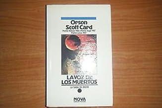 LA VOZ DE LOS MUERTOS: Amazon.es: ORSON SCOTT CARD, Ediciones B ...