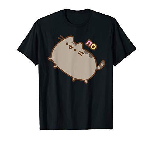 Pusheen No T-shirt