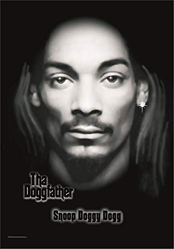Snoop Doggy Dog,Tha Doggfather, Fahne