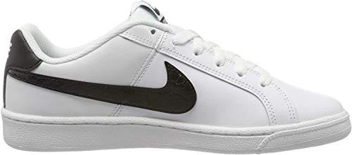 Nike Wmns Court Royale, Scarpe da Ginnastica Donna, Bianco (White/Black 111), 38 EU