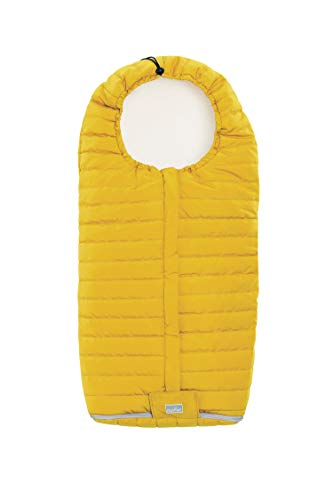 Thermosack Junior SLENDER für Kinderwagen HONEY GOLD