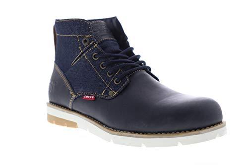Levi's Shoes Jax Lux 501 Navy/Tan 9
