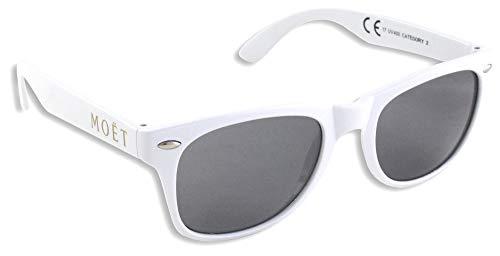 Moët & Chandon Ice Impérial Sonnenbrille Moet Champagner Beach Strand Party Day Design Stylisches Sommer Urlaub Accessoire