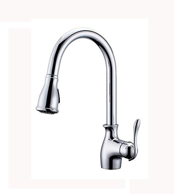 Wasserhahn ausziehbare Küche Multifunktions-Wasser ziehen Kopf Wasserhahn