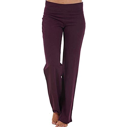 LUCKYCAT Damen Hosen Sporthose Casual Streifen Sweathose Elastischer Bund Jogginghose mit Taschen Damen Hose Onlpoptrash Easy Colour Pant PNT Noos Damen Laufhose Sporthose Sport Leggings Tights