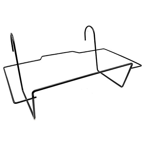 Artema - Soporte de Metal para Jardinera de balcón 40 cm. Soporte de maceteros y Plantas para...