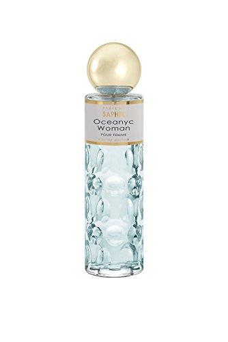 PARFUMS SAPHIR Oceanyc Woman - Eau De Parfum Con Vaporizador Para Mujer - 200 Ml
