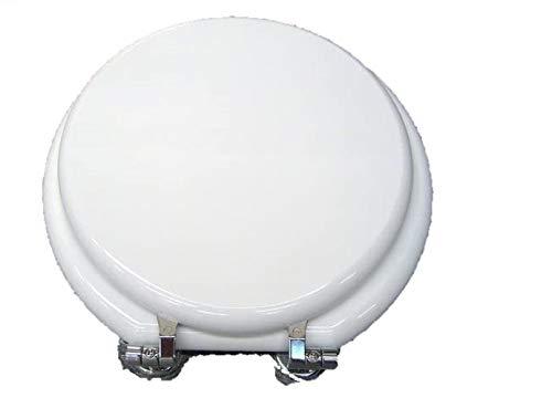 ERCOS Sedile Compatibile con Small di Ideal Standard Prodotto Non Originale - Marca ACB Linea Smart