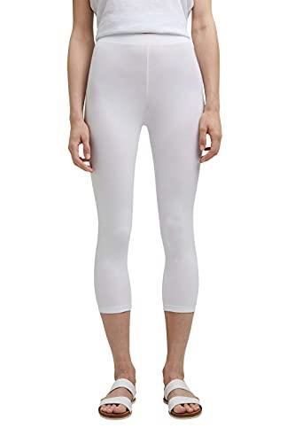 Esprit 991ee1b307 Pantalons, 100 / Blanc, 36 Femme