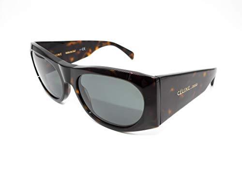 Celine CL40029I - 52N Dark Tortoise Sonnenbrille