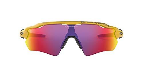 Oakley Radar Ev Path Gafas de Sol para Hombre, Yellow / Prizm Road, 1