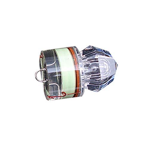 Affordable Muranba New Diamond LED Fishing Lights Deep Drop Swordfish Squid Bait Strobe GN Green