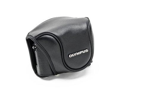 Olympus CSCH-118 Schutzhülle für Stylus 1 und Stylus 1s, Schwarz