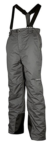 DEPROC-Active Pantalon de Ski Femme Sherb Rook Gris Anthra/Light 50