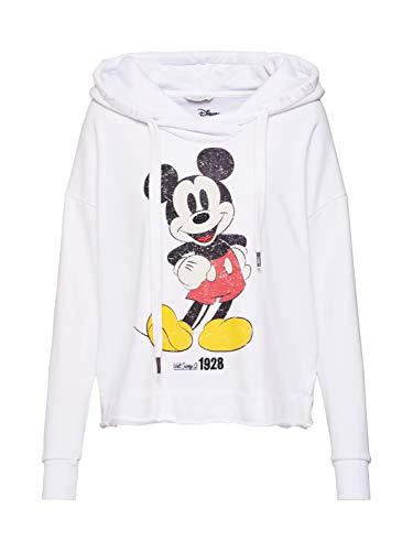 FROGBOX Damen Sweatshirt weiß S