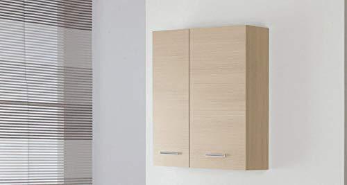 Bianco 1 Anta 18x35x70 cm FERIDRAS Stella Pensile Singolo