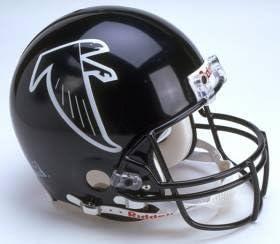 Atlanta Falcons Official NFL Super popular specialty store Helmet Mini by Excellent Riddell