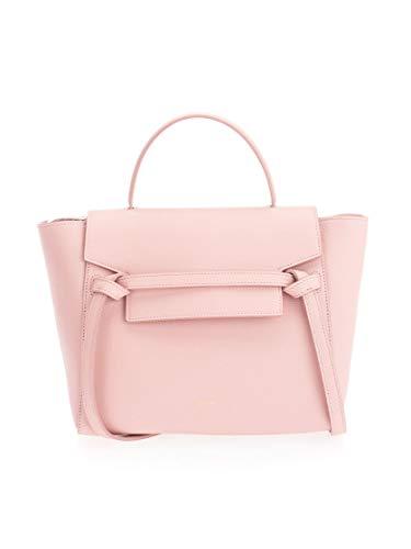 Céline Luxury Fashion Donna 189153ZVA25VP Rosa Pelle Borsa A Mano | Stagione Permanente