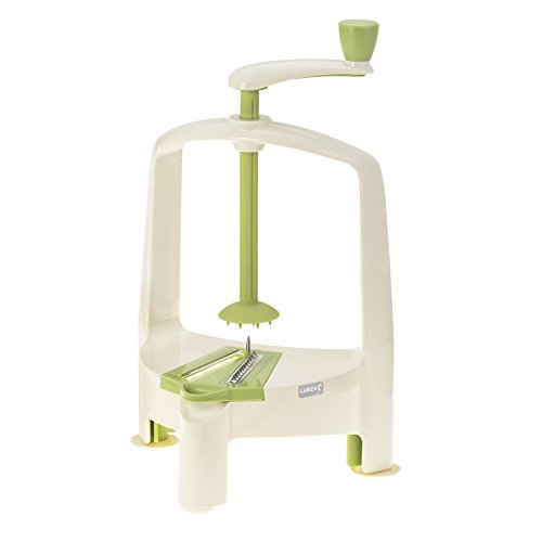 Lurch 210215 Spiralschneider Spiralo grün / creme