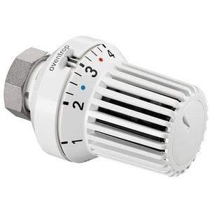 Oventrop - Thermostat Uni XH, Anschluß 30 x 1,5, weiß, oh. Nullstellung