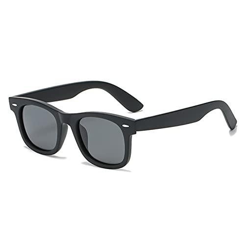 MIAOYO Clásico Moda Decoloración Gafas De Sol,Mujeres Polarizadas Conducción Gafas De Sol Diseñador De Marca Gafas Gafas De Visión Nocturna,B