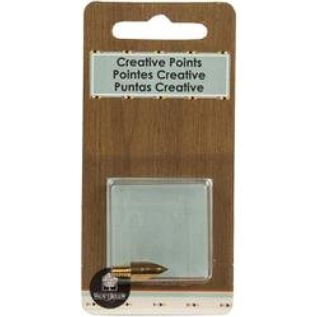 Bulk Buy: Walnut Hollow Creative Woodburning Special Technique Point Universal Point 5590 (3-Pack)