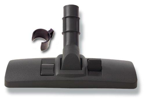Numatic 601529 Brosse combinée avec socle en acier inoxydable et clip pour fonction parking ø 32 mm