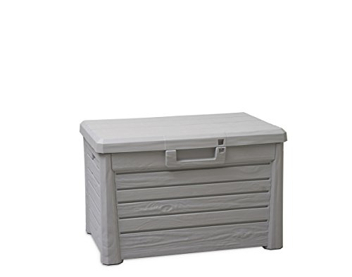 TOOMAX Art. 158 Kissen Compact Box Florida, 73 x 50,5 x 46,5 cm, grau