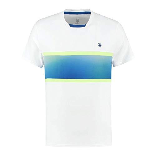 K-Swiss Tenis Camiseta Hypercourt Express Crew 2 Hombre